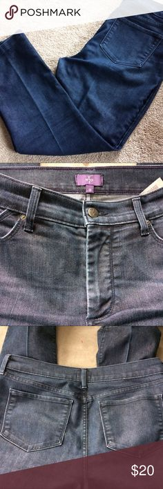 """Not Your Daughters Jeans Not Your Daughter jeans in original slimming fit. Patented cross-cross panel design inside to trim the tummy. Size 10. Inseam is approx 27"""" Not Your Daughters Jeans  Jeans"""