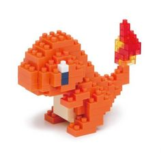 nanoblock Pokemon figure...char char! Sooooo wanna have tis!
