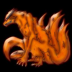 Kurama (Nine-Tailed Fox)