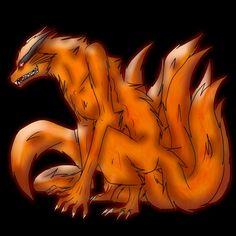 Kurama (Nine-Tailed Fox)