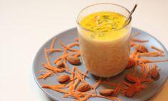 Almond Carrot Kheer (Brain Food #2)
