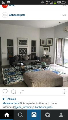 Gorgeous rug