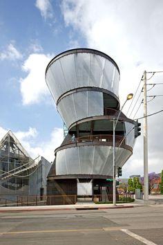 Samitaur Tower   Eric Owen Moss Architects - Arch2O.com