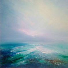 "Saatchi Art Artist Tessa Houghton; Painting, ""Everlasting"" #art"