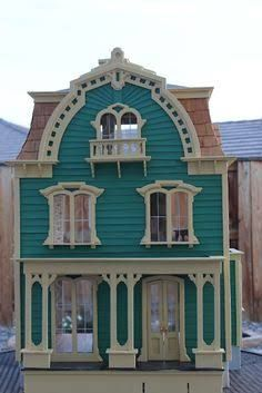 Image result for beacon hill dollhouse brick
