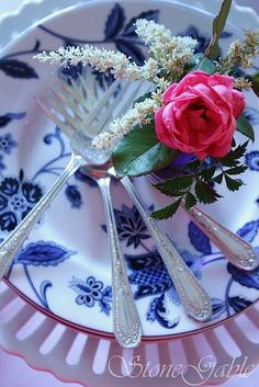 . tablescapes