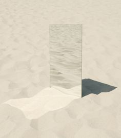 #desert #mirror