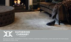 katherine carnaby chrome rugs - Google Search