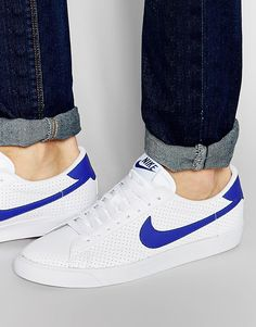 686ba0a936334a Image 1 of Nike Tennis Classic Ac Trainers