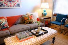 Razones por los que el esquema de color de tu hogar no funciona - http://www.decoora.com/razones-por-los-que-el-esquema-de-color-de-tu-hogar-no-funciona.html