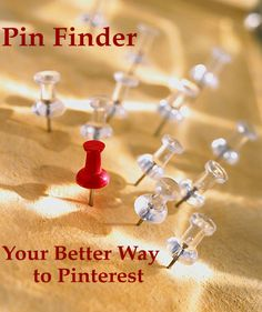 Pin Finder for Pinterest, where solopreneurs and small business owners, looking to enhance their brand, come to get private consultations on how to use Pinterest, and stellar content for their boards. We take the time and the stress out of learning how to 'do' Pinterest, and keep you in 'pin mode', even when you have other commitments. Pin Finder is Your Better Way to Pinterest. #Pinterest #pins #consultations #business
