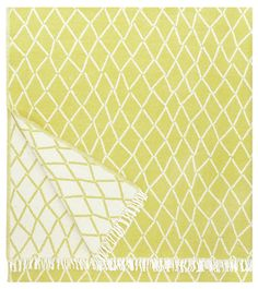 Eskimo blanket is designed by Reeta Ek for Lapuan Kankurit. Reeta is fascinated by randomness and finds inspiraion in unusual places, it was the humble wooden ice cream stick that was her inspiration for this offbeat diamond design for the Eskimo. Plaid Laine, Pistachio Green, Diamond Design, Spring Green, Wool Blanket, Pure Products, Cool Stuff, Diamond Shapes, Weaving