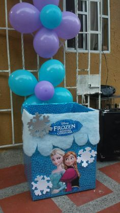 Elsa Birthday Party, Disney Frozen Birthday, Moana Birthday, Unicorn Birthday, Birthday Party Decorations, Frozen Theme Party, Watermelon Birthday, Party Buffet, Party Cakes