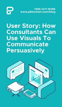 How Consultants Can Use Visuals To Communicate Persuasively. Read this new #UserStory now.