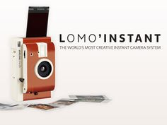 The Lomo'Instant Camera by Lomography — Kickstarter. Extend the Borders of Instant Photography with the World's Most Creative Instant Camera System Packed With Fun Features, By Lomography.