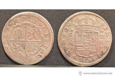 2 REALES 1721 MADRID FELIPE V PLATA ESPAÑA