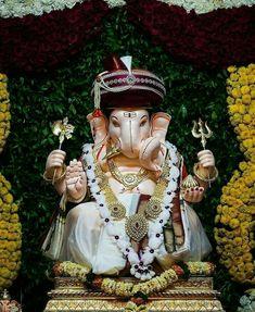 Ganesh Pooja, Jai Ganesh, Ganesh Lord, Ganesh Idol, Shree Ganesh, Ganesha Art, Shri Ganesh Images, Ganesha Pictures, Krishna Hindu