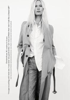 CHRISTINA KRUSE   Oui Management - Model Management Agency Paris