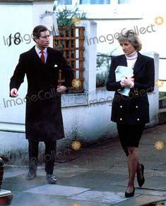 Princess Diana and Prince Charles in Berlin Photo by Dpa-ipol-Globe Photos, Inc.