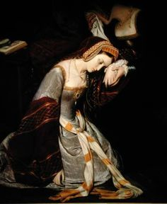 the real Anne Boleyn-Never thought she was guilty