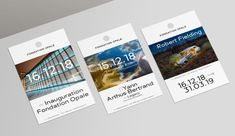 Fondation Opale — Contemporary Aboriginal art in the heart of the Swiss Alps — Branding & Digital by Base Design Brochure Design, Flyer Design, App Design, Icon Design, Magazine Design Inspiration, Brochure Inspiration, Designs To Draw, Cool Designs, Aboriginal Artists