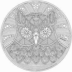 Free printable mandala coloring pages - Norton Safe Search