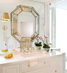 #Mirror #PowderRoom #Inspiration