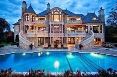 The dream to have a perfect house
