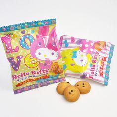 Hello Kitty Bunny Cookies   @skoshbox #SkoshboxPins