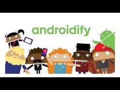 Androidify – mascota Android