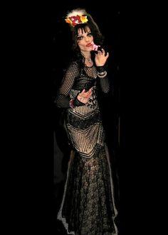NINA HAGEN Nina Hagen, Goth, Women, Style, Fashion, Gothic, Swag, Moda, Stylus