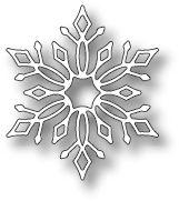 Memory Box Lindeman Snowflake Die 98616 - 123Stitch.com