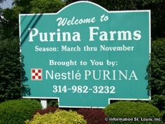 Purina Farms in St. Louis Missouri