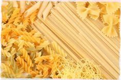 Informação Nutricional: Macarrão ao vinagrete. Porção, calorias, gorduras totais, saturadas, colesterol, sódio, carboidratos, fibras, açúcar, proteínas, ver