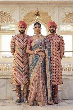 The Udaipur Collection by Sabyasachi Mukherjee | Sheesh Mahal | Spring Couture 2017#indianfashion
