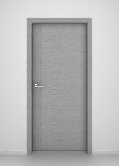 Grey Oak Stream Interior Door - Grey Oak Interior Doors - Doors