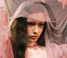 James Pecis and Rosie Vogel on the Meadham Kirchhoff Carnival