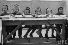Cheder (School) Poland. A vanished world.