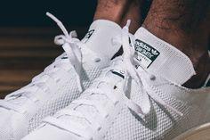 adidas Stan Smith Primeknit (White Black) - Sneaker Freaker faa442213