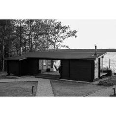 Sauna Kuikka - Valokuva takaa Cabin, House Styles, Home Decor, Decoration Home, Room Decor, Cabins, Cottage, Home Interior Design, Wooden Houses