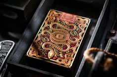 The Secret Playing Cards by Chamber of Wonder — Kickstarter The Secret, Playing Cards, Playing Card Games, Game Cards, Playing Card