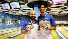 Bowling consigue segunda medalla en Polonia