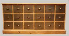 Saaristo-piironki 170x46x82,5, vanhaa puuta, laatikonpäät peltiä. Scandinavian Style, Wine Rack, Storage, Furniture, Home Decor, Purse Storage, Decoration Home, Room Decor, Larger