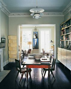 Martha Stewart editorial director Gael Towey and her designer husband create a family home with loads of personal touches in New York City.