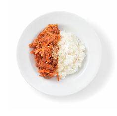 IKEA South Korea - Stir-fried pork with rice