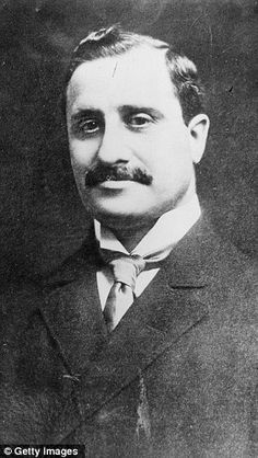 Ben Guggenheim, who died in the Titanic disaster.