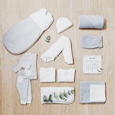 MORI Newborn Starter Set