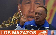 Diosdado Cabello R.: Con El Mazo Dando / LOS MAZAZOS