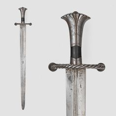 Sword, german ca 1510.
