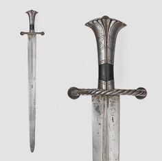 Katzbalger, German, 1510  posted from https://darksword-armory.com